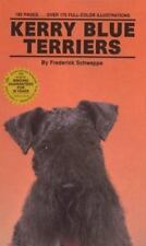 KW Ser.: Kerry Blue Terriers by Frederick Schweppe (1990, Hardcover) 0866225765