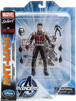 """17cm/7"""" Marvel Select Avenger ANT-MAN Action Figure Kid Toy New Year Gift"""