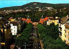 Bad Nauheim , Bahnhofsallee ,Ansichtskarte,  gelaufen