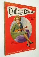 College Comics Feb 1925
