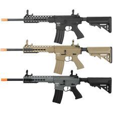 Lancer Tactical ProLine Series Full Metal M4 KeyMod AEG Airsoft Rifle LT-19
