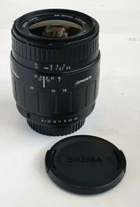 Sigma 28-80mm af zoom Pentax K  mount