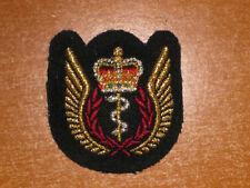 Canadian Air Force Wing Trade Qualification Badge Flight Surgeon