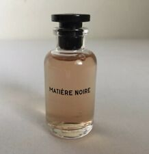 LOUIS VUITTON MATIERE NOIRE EDP  Parfum Miniature Travel Mini Size 10 ML .34 OZ