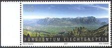 Liechtenstein 2007 SEPAC/Aerial Views/Mountains/River/Nature 1v (n42671)