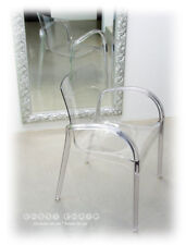 Acrylic Ghost Plexiglass Arm Lehn Chair Transparent Transparent Quality