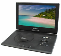 "Sylvania SDVD1332 13"" LCD Portable DVD Player w/ 180° Swivel Screen, Recertified"