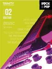 Trinity College Rock & Pop 2018 Guitar Grade 2