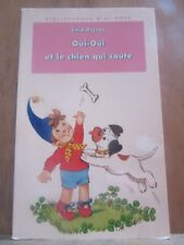 Enid Blyton: Oui-Oui et le chien qui saute/ Bibliothèque Rose, 1997