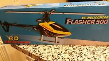 New Flasher 500 rc helicopter kit