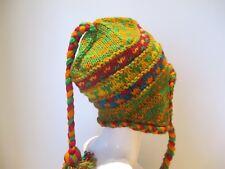 New 100% Nepal Woollen Hats with fleece