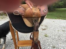 Bob Marshall Treeless Saddle