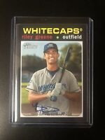 2020 Topps Heritage Minors Riley Greene Real One Autograph ROA-RG RC Rookie AUTO