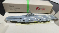 g 1:1250 Waterline Hansa French Navy Clemenceau Aircraft Carrier No 80
