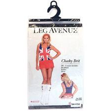 Leg Avenue Cheeky Brit  Women's Halloween Costume XS