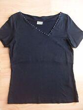 Camiseta negra de Yessica de C & A.Talla M.