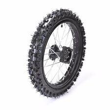 "15mm 60/100-14"" Inch Front Wheel & Rim Tire Tyre Pit Pro Trail Dirt Bike"