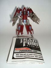 Transformers Cyberverse Powerglide Dark of the Moon DOTM 100% Complete
