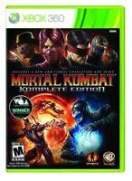 Mortal Kombat Komplete Edition (Xbox 360) (23905)