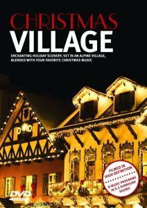 Christmas Village (DVD, 2011)
