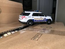 Diecast 1/24 Blainville Police SUV - Lights And Sounds *See Details BETTER PRICE