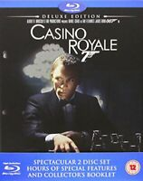 Casino Royale (Deluxe Edition) [Blu-ray] [2006] [2008] [Region Free] -  CD 8EVG