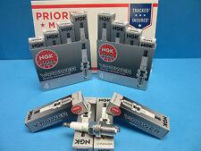 Set 8 NGK 4644 Spark Plugs OEM# BKR7E V-Power POLARIS Upgrade Made In JAPAN Fast