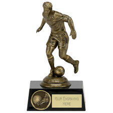 """Icon Football Trophy, Top Goal Scorer,  Man of the Match """" FREE ENGRAVING"""""""
