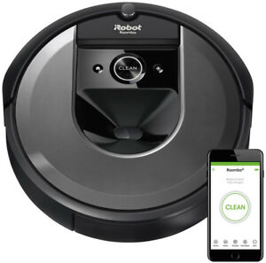 iRobot Robot Vacuum Cleaner Roomba i7 Wi-Fi Connected Automated I715020 New