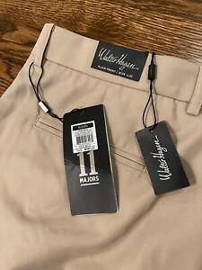 NEW Walter Hagen 11 Major's Men's Straight Fit Golf Pants W:38 L32