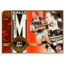 2005 Select NRL Power Honour Roll HR3 Craig Fitzgibbon REP PLAYER OF THE YEAR