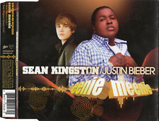 "SEAN KINGSTON & JUSTIN BIEBER ""EENIE MEENIE"" RARE CD SINGLE / NEW BUT NOT SEALED"