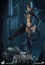 HOT TOYS HAS002 Alien vs Predator AVP Alien Girl 1/6 Figure