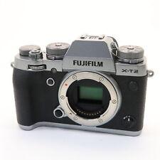 Fujifilm Fuji X-T2 Graphite Silver Edition 24.3MP Mirrorless Digital Camera Body