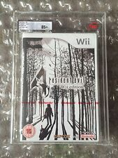 BRAND NEW FACTORY SEALED RESIDENT EVIL 4 Wii EDITION /Wii U UKG / VGA GRADED 85+
