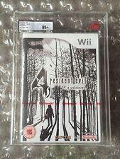 Nuevo Sellado De Fábrica edición Resident Evil 4 Wii/Wii U UKG/VGA clasificados 85+