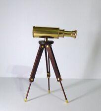 1/12, dolls house Miniature handmade Tripod Telescope desk Office Study LGW