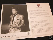MORRIS DAY 'DAYDREAMING' 1988 PRESS KIT—PHOTO