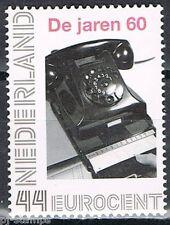 Nederland 2563-Ab-2  Nostalgie de jaren 60 Bakelieten telefoon-Industrial Design