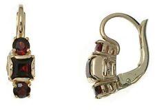 ORECCHINI gioiello in ORO orecchino donna con pietre e6