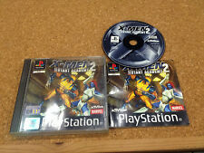 X-MEN MUTANT ACADEMY 2 ** Playstation PSX PSone ** PAL Version