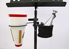 Mute Mate French Horn Mute Holder