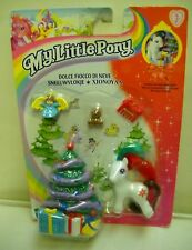 #1074 My Little Pony Dolce Fiocco Di Neve Foreign