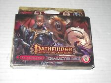 Pathfinder Adventure Card Game Hell's Vengeance character deck #1 MIB NEW