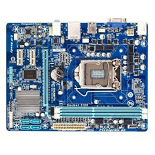 For Gigabyte Computer PC GA-H61M-DS2 H61-LGA-1155 DDR3 H2 Desktop Motherboard