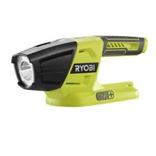 Ryobi 18V ONE+ LED Flashlight Adjustable Light Beam Integrated Mounting Slot