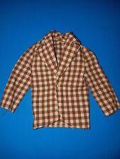 Vintage 1973-1975 Barbie Mod Hair Ken #4224 Checked Jacket
