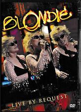 Blondie-Live by request/DVD/régionaux code: 4-très bon état!