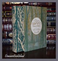 The Complete Grimm's Fairy Tales Illustrated Rackham New Sealed Slipcase Deluxe