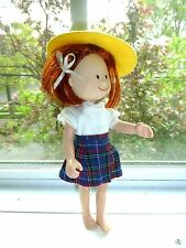 "EDEN MADELINE DOLL 8"" Doll In CLOTHING ACCESSORIES Skirt Hat POSE-ABLE Dolls"